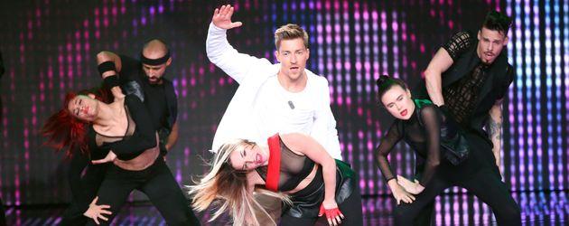 Philipp Boy bei Dance Dance Dance
