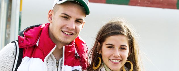 Sarah Engels und Pietro Lombardi