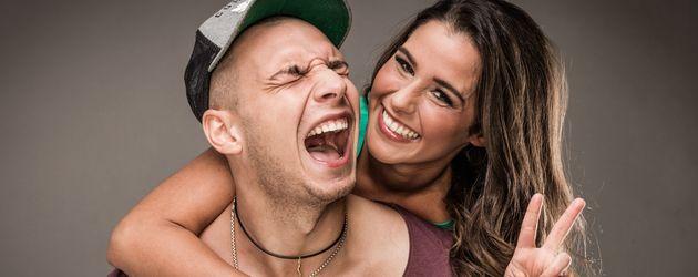 Pietro und Sarah Lombardi in glücklichen Zeiten