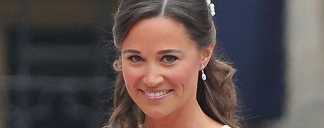 Pippa Middelton bei der Hochzeit ihrer Schwester Kate im April 2011
