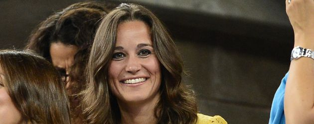 Pippa Middleton bei den Tennis-US-Open 2012