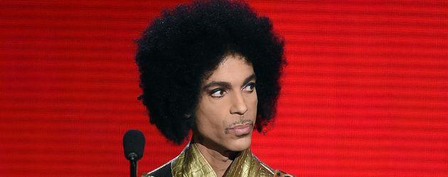 Prince im November 2015 bei den American Music Awards in Los Angeles