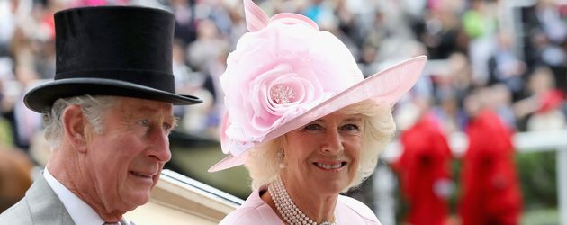 Prinz Charles und Camilla Camilla Parker Bowles beim Royal Ascot 2016
