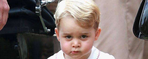Prinz George im Sommer 2015