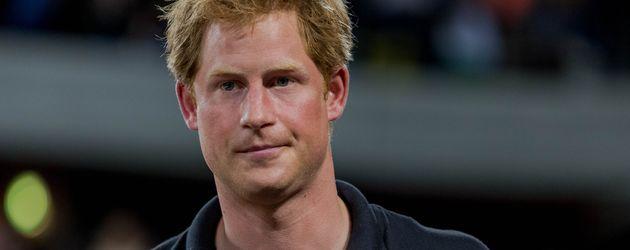 Prinz Harry, britischer Prinz