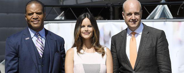 Prinzessin Sofia von Schweden bei einer Benefiz-Veranstaltung