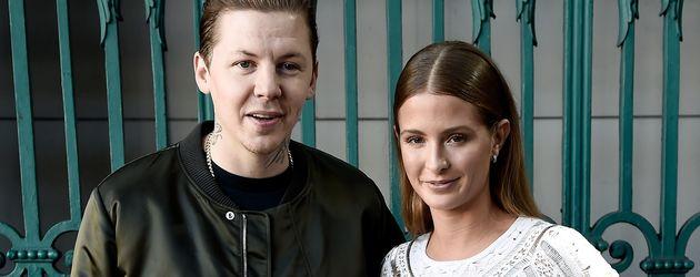 Millie Mackintosh und Professor Green