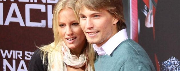 Raul Richter und Linda