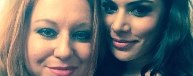 Tanja Tischewitsch und Rebecca Siemoneit-Barum