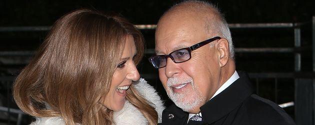 Celine Dion und René Angélil