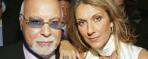 René Angélil und Céline Dion
