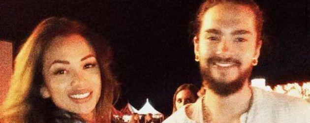 Ria Sommerfeld und Tom Kaulitz