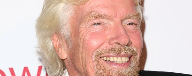 Richard Branson in Beverly Hills