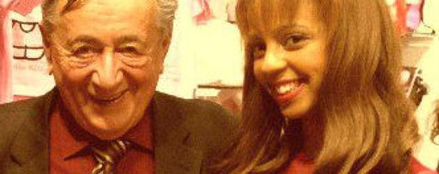 Richard Lugner und Bahati Venus