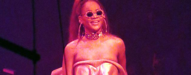 "Rihanna bei ""Drake's 7th Annual OVO Fest Concert"" in Toronto"