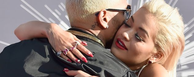 Chris Brown und Rita Ora