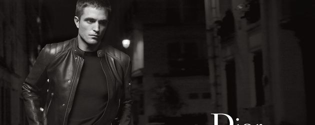 Robert Pattinson in der Dior-Kampagne