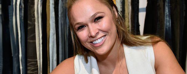 Ronda Rousey in Las Vegas