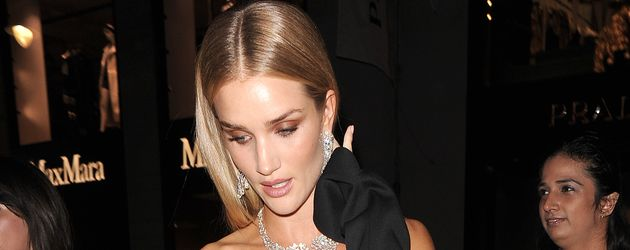 Rosie Huntington-Whiteley, Supermodel