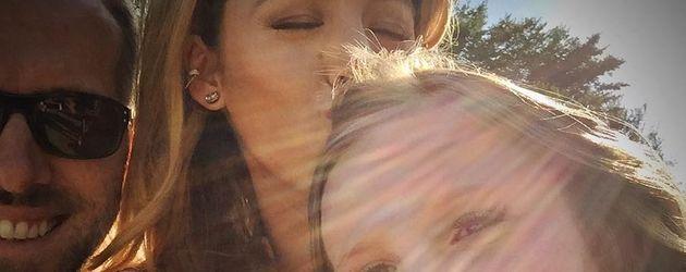 Ryan Reynolds, Blake Lively und ihre Nichte Heather
