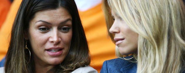 Sabia Boulahrouz und Sylvie van der Vaart