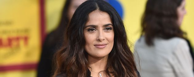 Film-Star Salma Hayek