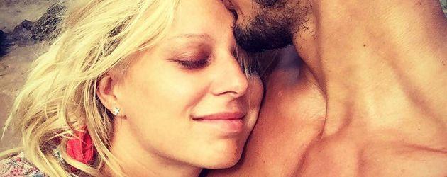 Juliette und Salvatore Greco 2016 auf einem Urlaubsbild