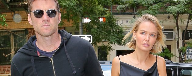 Lara Bingle und Sam Worthington