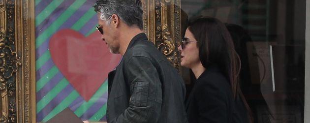 Sandra Bullock mit Bryan Randall gemeinsam in Los Angeles