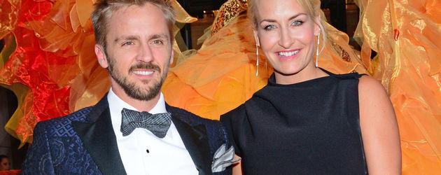 Florian Fischer und Sarah Connor