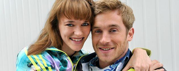 Samuel Koch und Sarah Elena Timpe