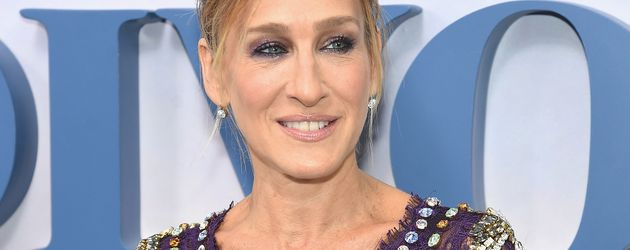"Sarah Jessica Parker bei der ""Divorce""-Premiere in New York 2016"