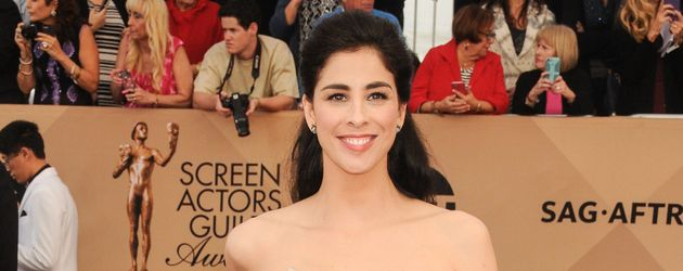 "Sarah Silverman bei den ""Screen Actors Guild Awards"""