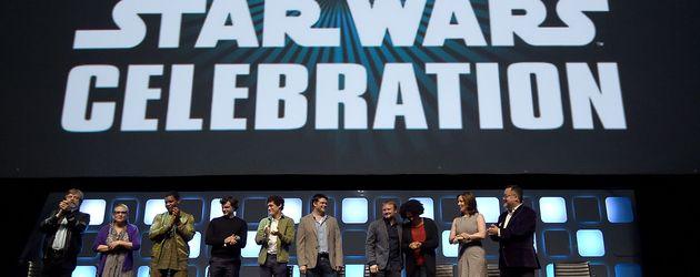 """Schauspieler bei der """"Star Wars Celebration"""" 2016"""