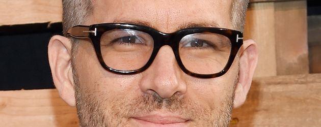 Schauspieler Ryan Reynolds