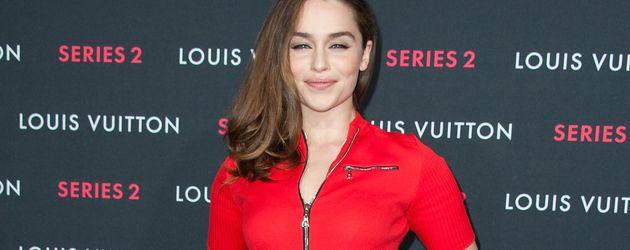 Game-of-Thrones-Star Emilia Clarke
