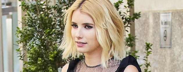 Schauspielerin Emma Roberts in New York City