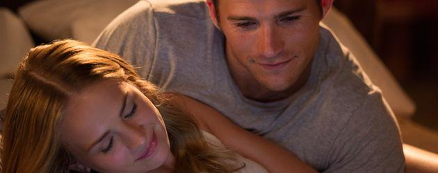 Scott Eastwood und Britt Robertson