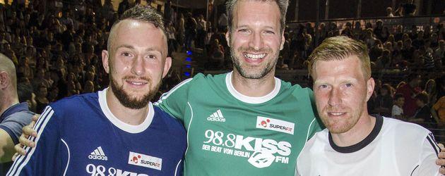 Paul Janke und Sebastian Radke