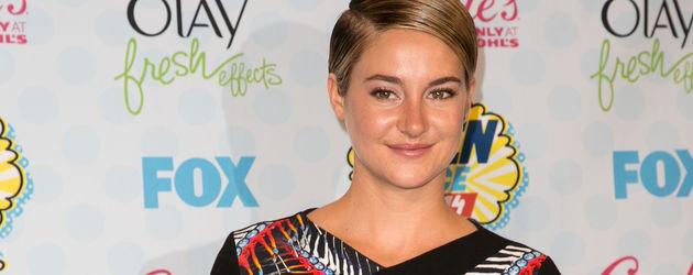 Shailene Woodley und Teen Choice Awards