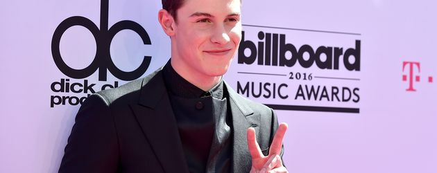 Shawn Mendes bei den Billboard Music Awards 2016