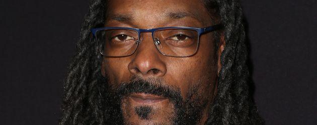 Snoop Dogg bei einer Veranstaltung in Hollywood