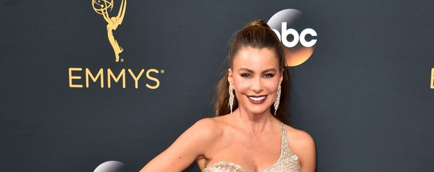 Sofia Vergara bei den Emmy Awards