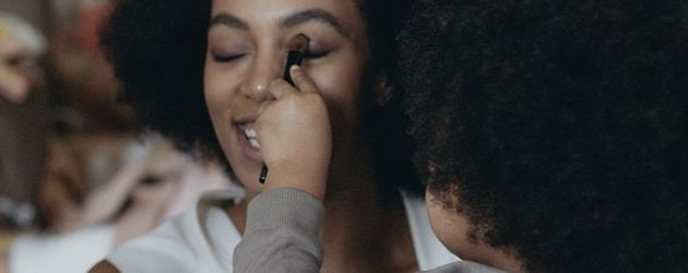 Blue Ivy Carter und Solange Knowles