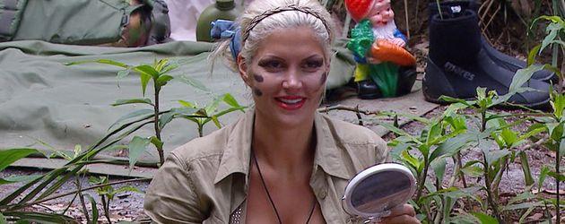 Sophia Wollersheim im Dschungel