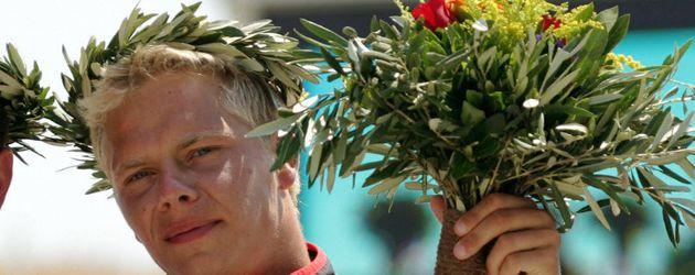 Stefan Henze bei den Olympischen Spielen 2004