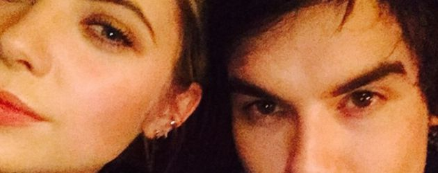 Ashley Benson und Tyler Blackburn