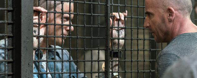 Michael Scofield (Wentworth Miller) und Lincoln Burrows (Dominic Purcell)