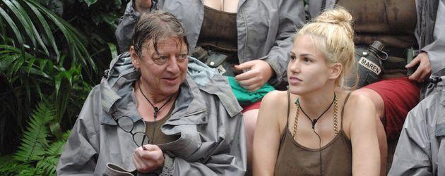 Angelina Heger und Walter Freiwald