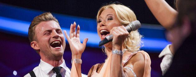 Tanja Szewczenko und Willi Gabalier